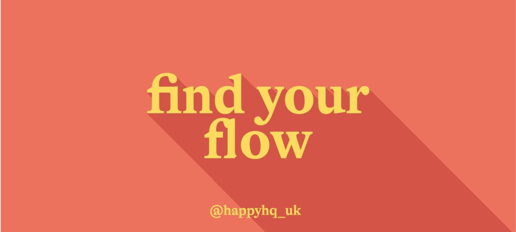 Finding your flow at work